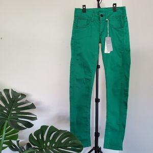 G-Star Raw Jeans, Size 24, Green